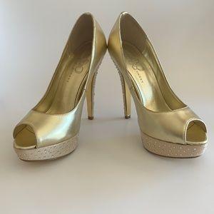 Mariah Carey Size 8M Stiletto Pumps